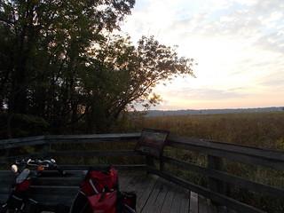 Sunrise - Dyke Marsh September 19, 2014