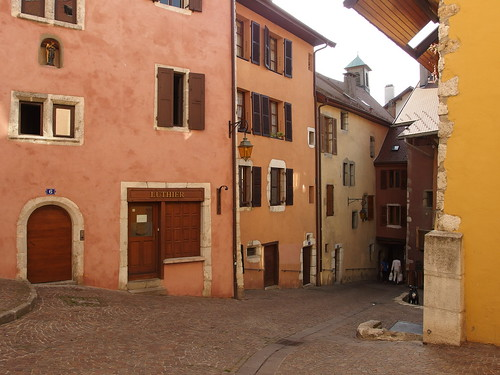 Old City of Annecy @ Annecy