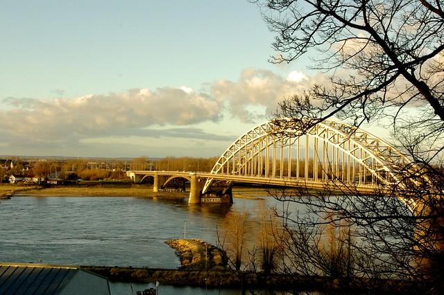 Waal river_Nijmegen