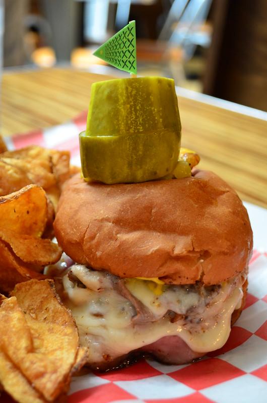 Cuba Libre Burger