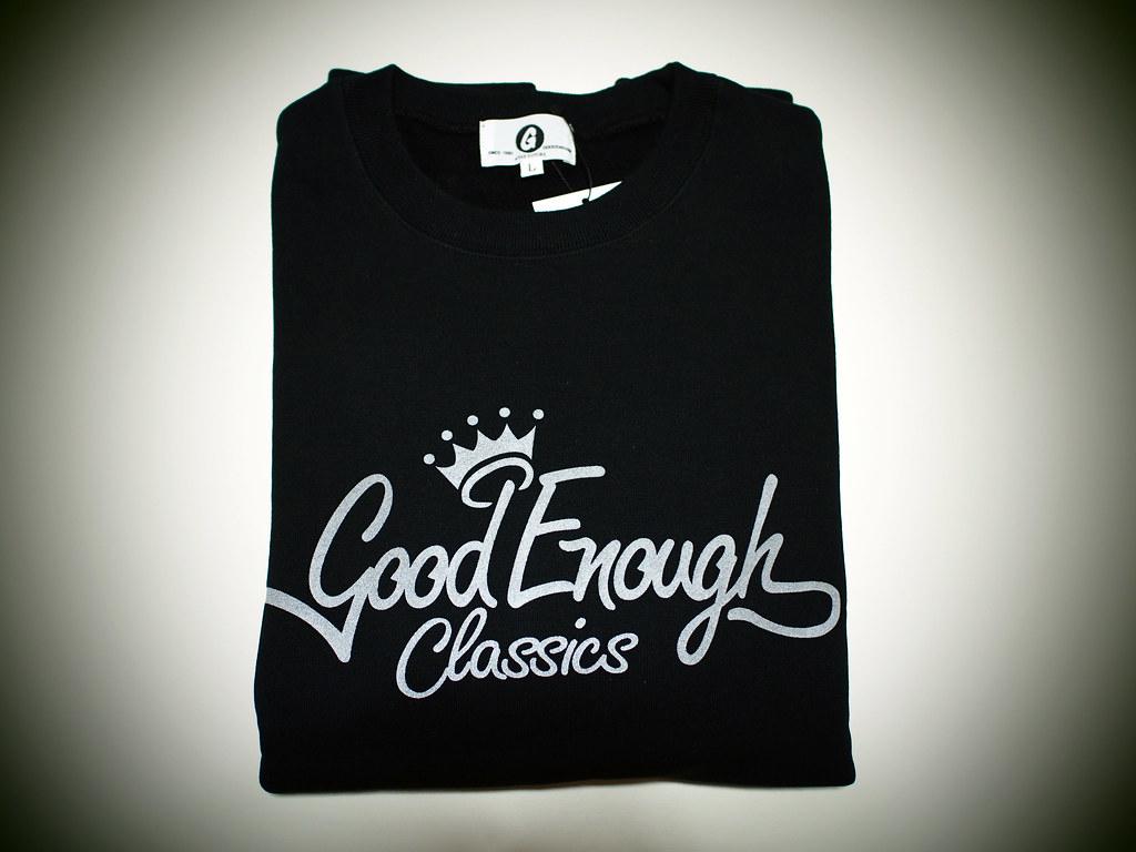 GOODENOUGH | Round Body Classics Crew