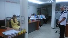 (25.09.14) Melawat, melantik IRC'S Maybank Langkap