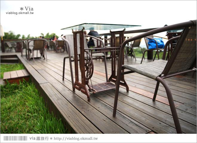 【台中夜景餐廳推薦】台中龍貓夜景~MITAKA 3e Cafe◎大推薦的台中約會地點♥ 20