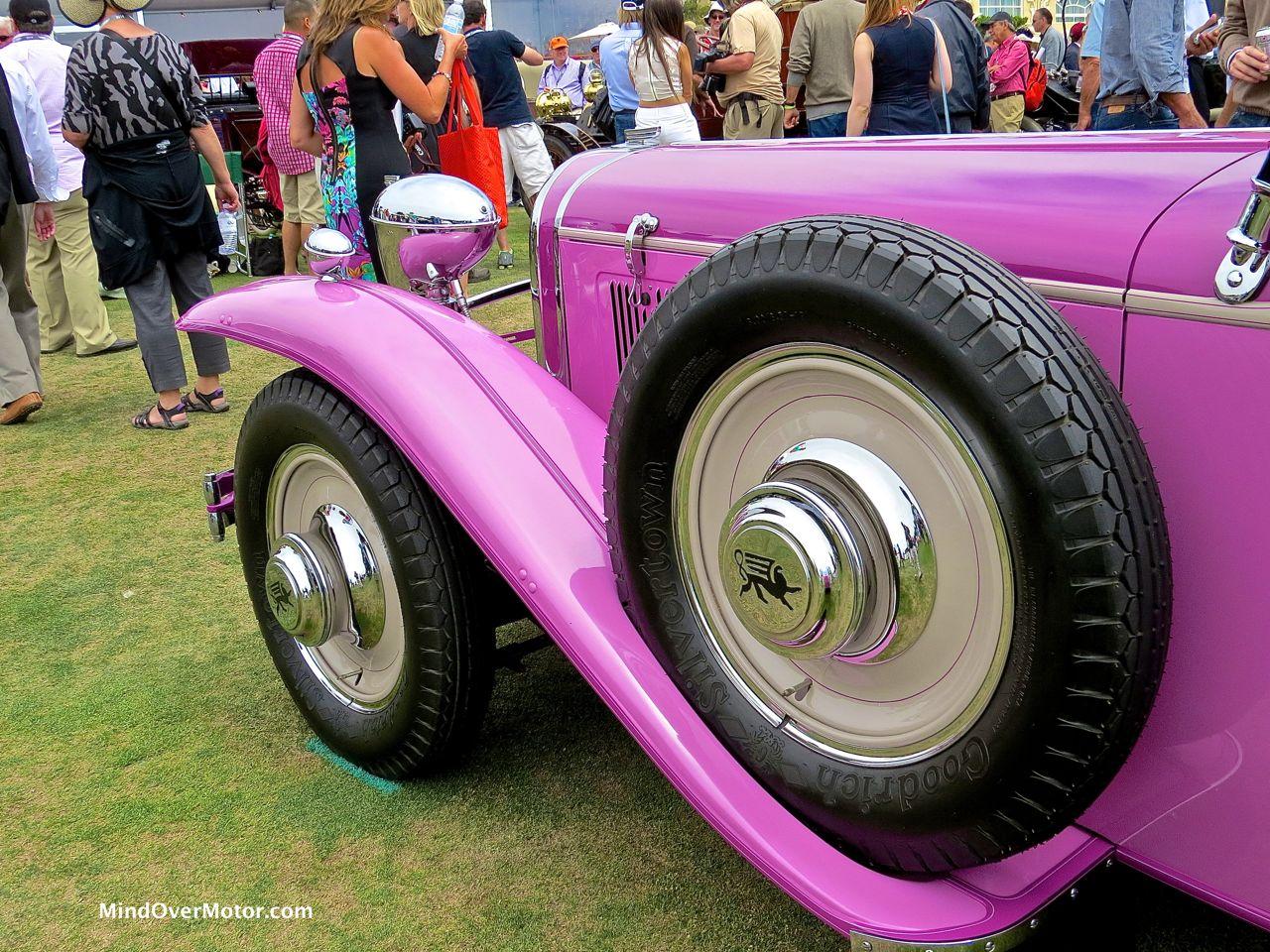 1929 Ruxton Front Fender