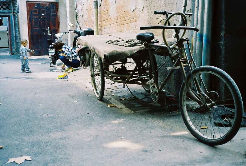 65/365: Behind the Bike