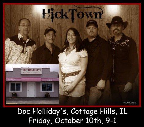 HickTown 10-10-14