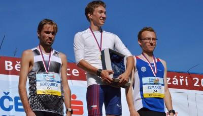Afričtí běžci obsadili Běchovice, české tituly mají Vrabcová a Vitner