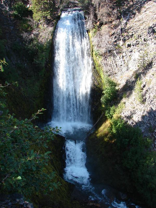 Columnar Canyon Falls