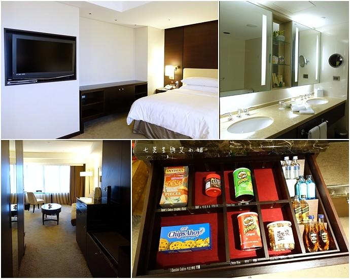 28 香格里拉台南遠東國際飯店 豪華閣 環境 住房