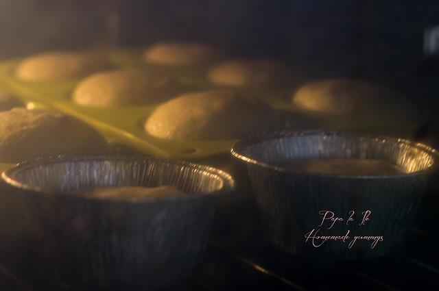 Rosewater Cupcakes (12)