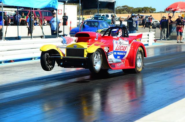 Aeroflow Sportsman Drag Racing Championship at Mildura Sunset Strip