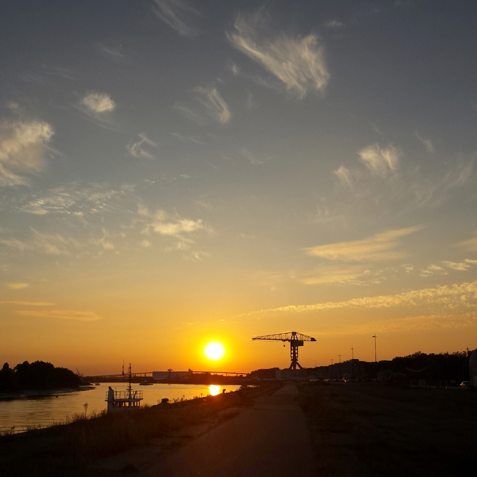 LIGERIAN SUNSET