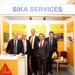 Team from Sika Services (Germany)