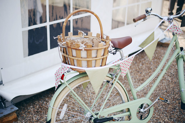 Wedding Pastel Bike