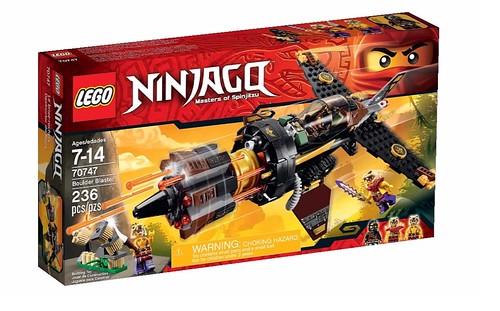 LEGO Ninjago 70747