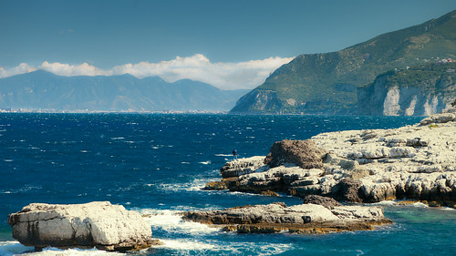 blue italy water coast amalfi explored