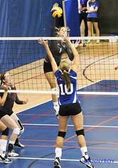 Volleyball Carabins tournament in Montreal.