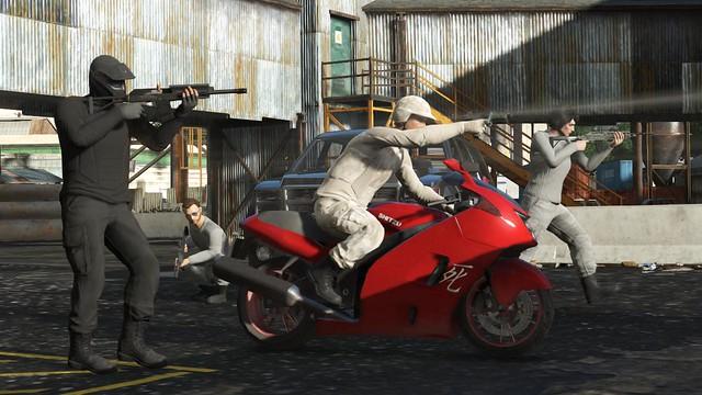 GTA Online - The Last Team Standing