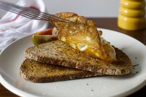 crispy egg, upskirt
