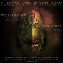 Tales of Fantasy - October 10th!