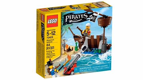 LEGO Pirates 70409