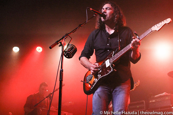 The War on Drugs @ The Glasshouse, Pomona 10/1/14