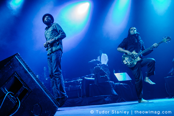 Thievery Corporation @ Fox Theater, Oakland 10/2/14
