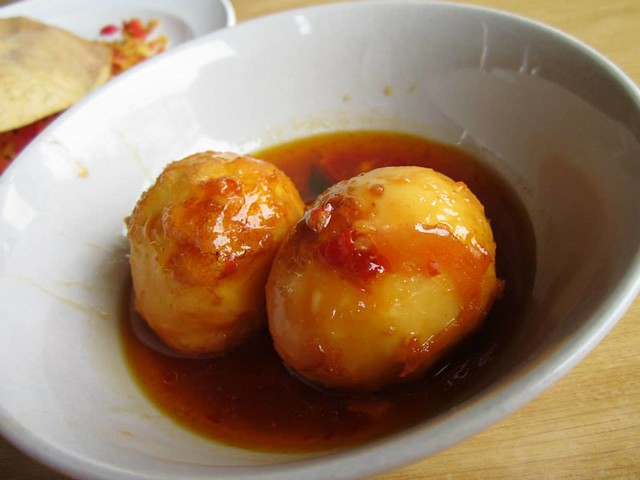 Sri Pelita eggs