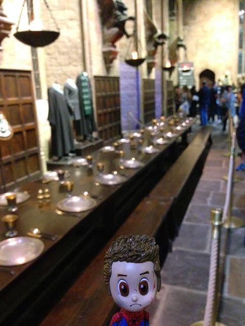 Hogwarts Mess Hall