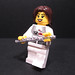 @eonasa - ellen ochoa in LEGO by pixbymaia