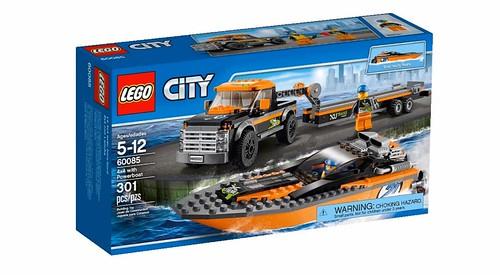 LEGO City 60085