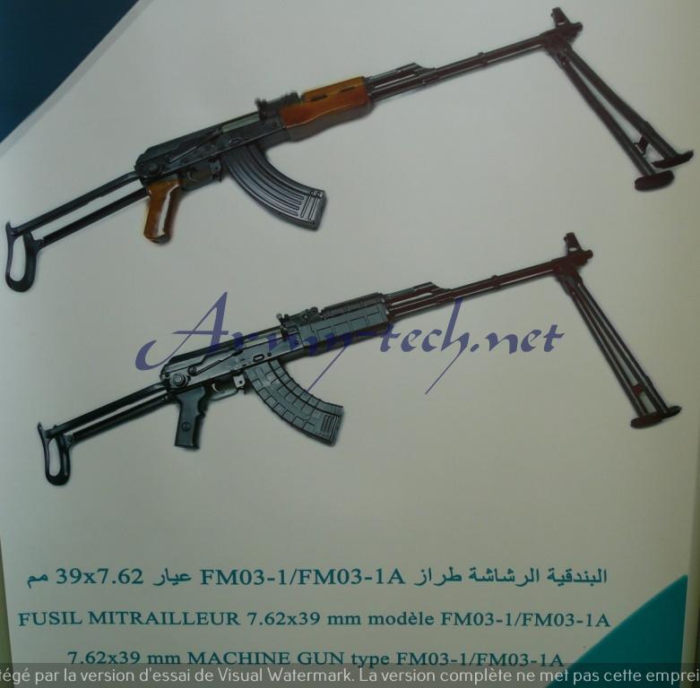 الصناعة العسكرية الجزائرية  [ AKM / Kalashnikov ]  32735157373_1ccdae6b25_o