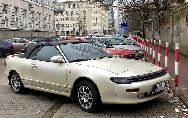 Toyota Celica 2.0i Cabriolet
