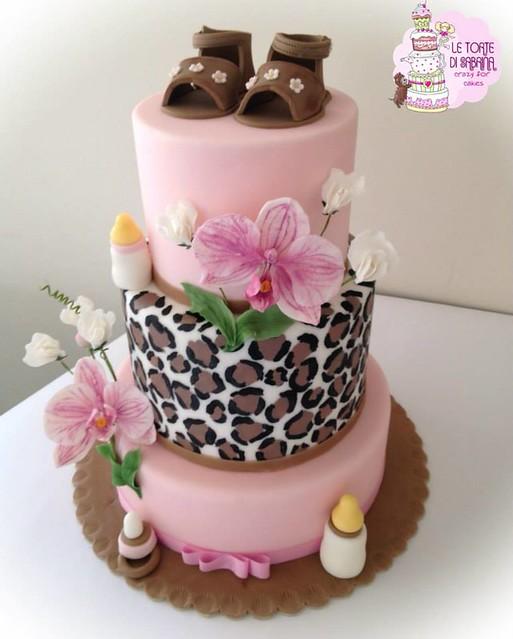 Cake by Sabrina Montanari of Le torte di Sabrina-crazy for cakes