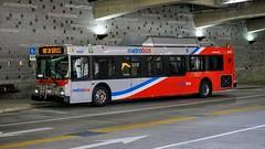 WMATA Metrobus 2005 New Flyer DE40LF #6030