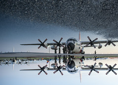 Hurricane Reflections