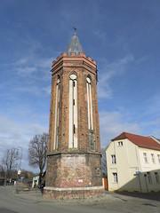 Mühlentorturm in Brandenburg
