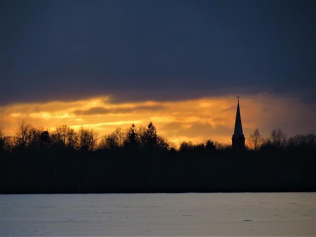 Saadjärv / Lake Saadjärv, Estonia