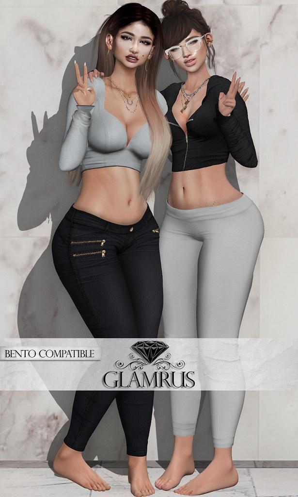 Glamrus . Peaces And Smiles AD - SecondLifeHub.com