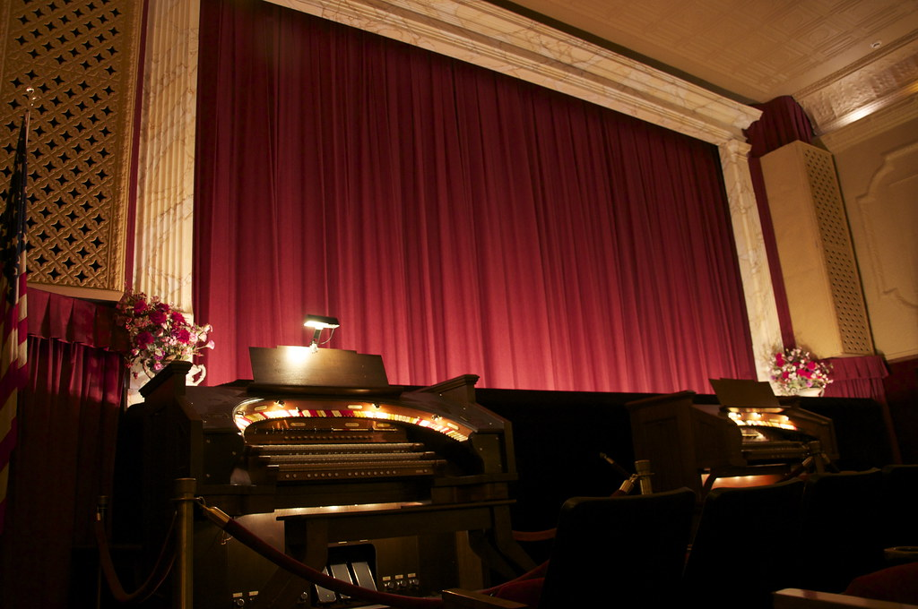 The Grand Theater East Greenville PA - Retro Roadmap