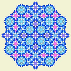Periodic Tiling with Squares
