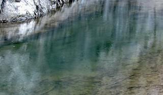 Water under Natural Bridge VA