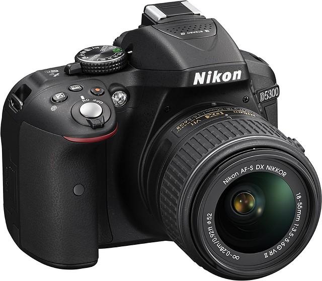 Nikon D5300 Digital SLR Camera (7)