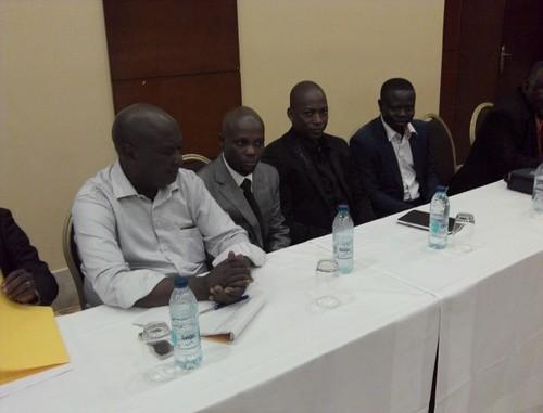 Atelier sur la convention de l'afrique centrale et la gestion des ALPC