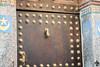 Porte dans la Casbah d'Alger