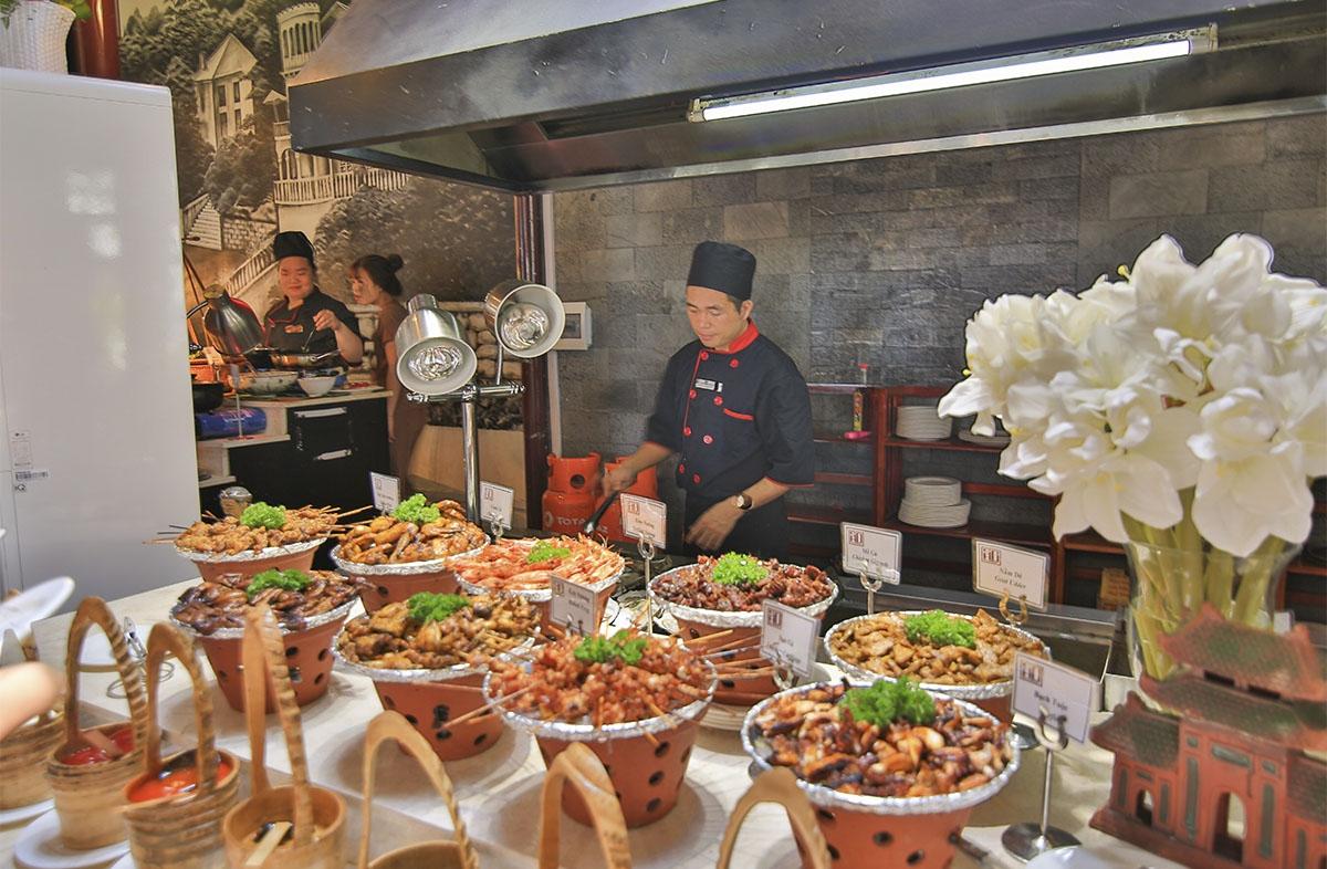 Nhà hàng SOHO Buffet & Alacarte - Khám phá thiên đường ẩm thực thế giới ngay giữa thành phố Đà Nẵng 17