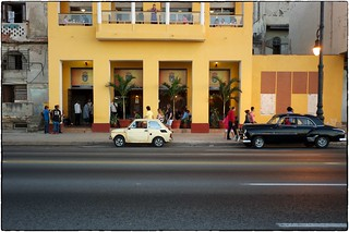 Castropol Art Opening, Havana, February 11, 2017