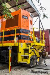 DGNO 143   RailPower RP20BD   DGNO Mercer Yard