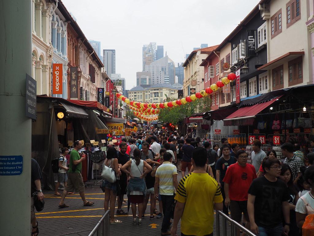 シンガポール旅行