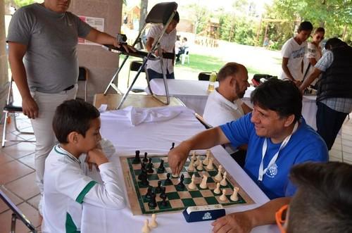 2017 - Nacional Abierto - Ajedrez a la Ciega con MI Ramon Huertas